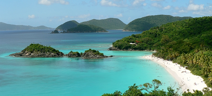 Paradise Massage in the Virgin Islands